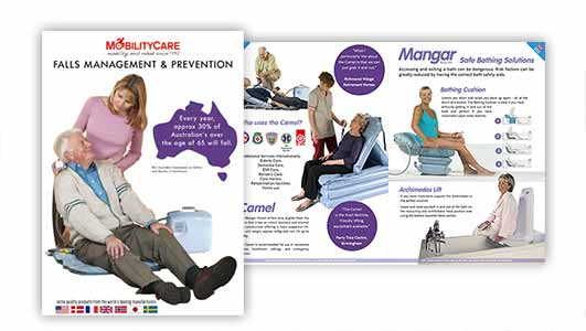 Free Falls Management & Prevention brochure