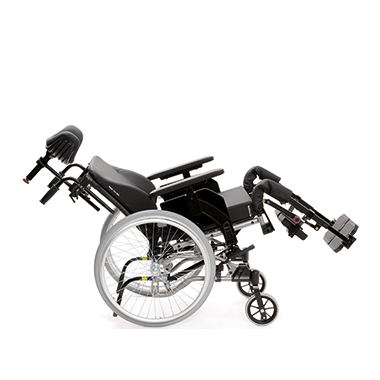 Netti 4u ce plus tilt and recliner wheelchair