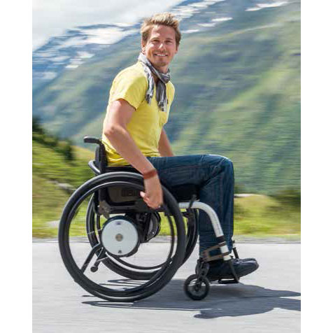 Alber Twion - Power assistance for your wheelchair
