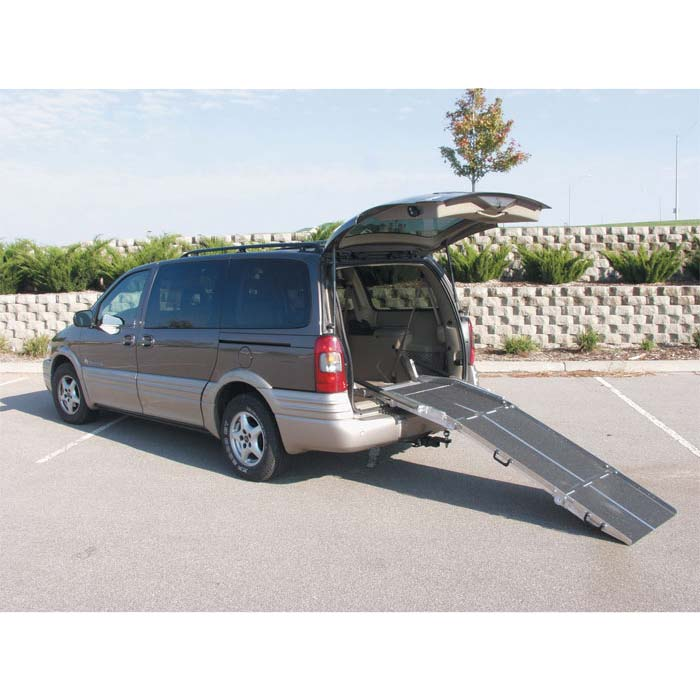 Rear access van ramps from PVI