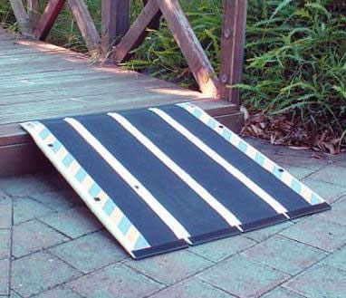Lightweight, strong and portable Invacare Senior ramp