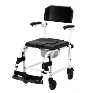 Merits shower commode & shower chair