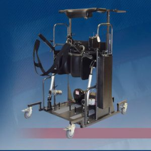 Stand Aid 1600 plus with battery operated lift