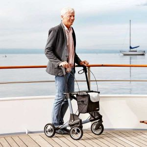 Topro Troja 2G rollator from Norway