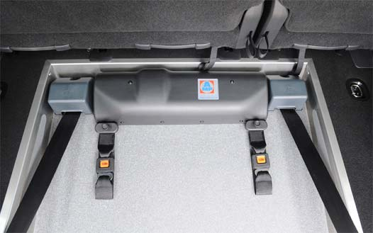 AMF Bruns Easypull all in one wheelchair restraint and whinch for your vehicle