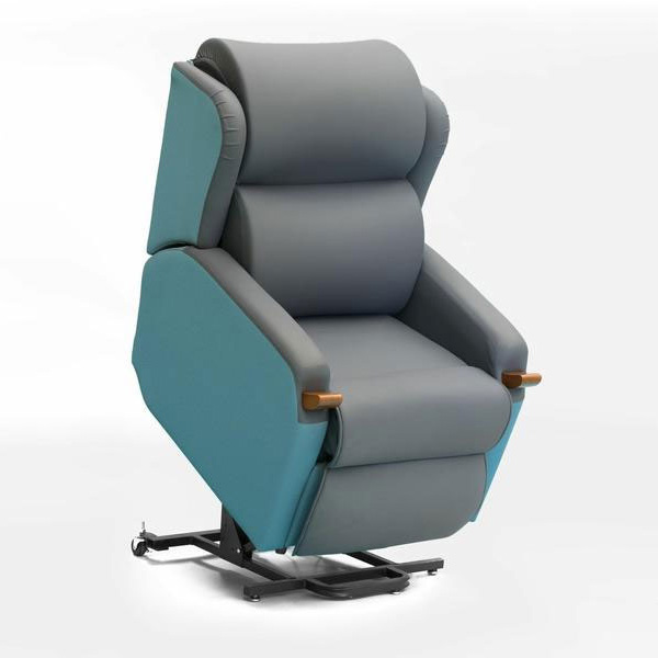 Pride 3 position lift chair with effortless air system.