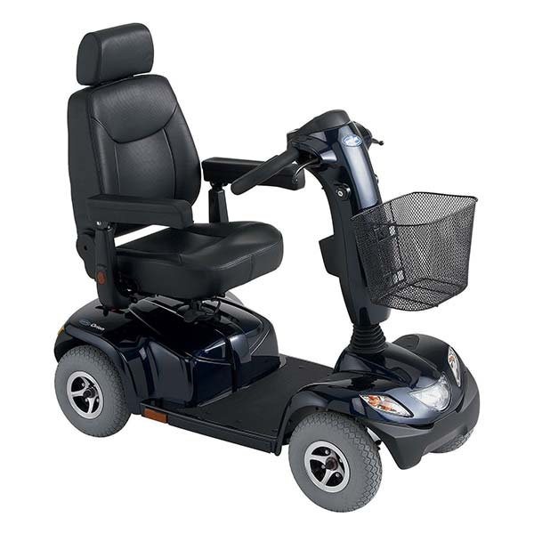 Invacare Pegasus 4 wheel mobility scooter