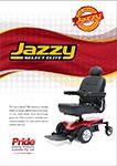 Pride Jazzy Select Elite brochure