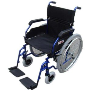 Pride pmw902 aluminium manual wheelchair